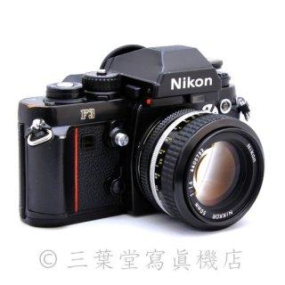 Nikon F3 + Ai NIKKOR 50mm F1.4