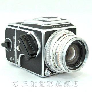 HASSELBLAD 500C/M + C Planar 80mm F2.8 non T* + A-12
