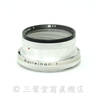 Rollei Bay3用 Rolleinar 1