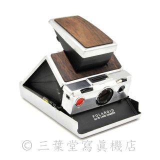 Polaroid SX-70 1st model 後期 ローズウッド