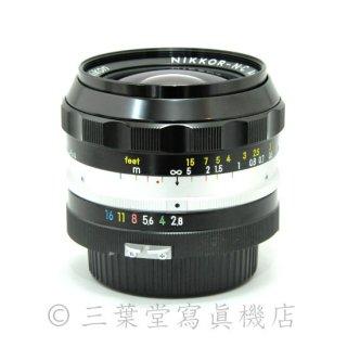 【Aiカスタム済み!】Nikon NIKKOR-N.C Auto 24mm F2.8