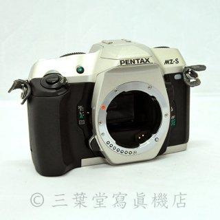 PENTAX MZ-S Silver