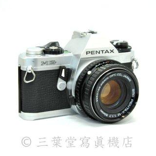 PENTAX  MG + smc PENTAX-M 50mm F1.7