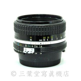 Nikon  Ai NIKKOR 50mm F1.8