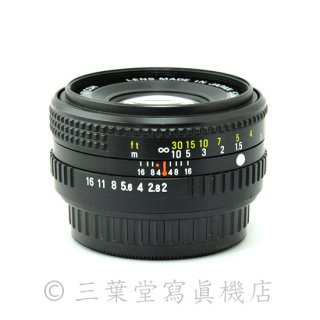 RICOH RIKENON50mm F2