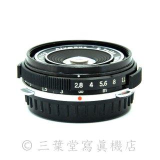 OLYMPUS E.Zuiko AUTO-S 38mm f2.8