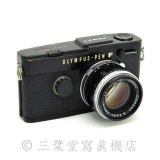 【FVカスタムモデル!】OLYMPUS PEN-FT Black