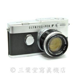 OLYMPUS  PEN-FV + G.Zuiko Auto-S 40mm F1.4