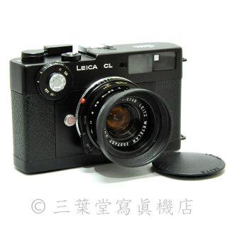 LEICA CL + SUMMICRON-C 40mm F2