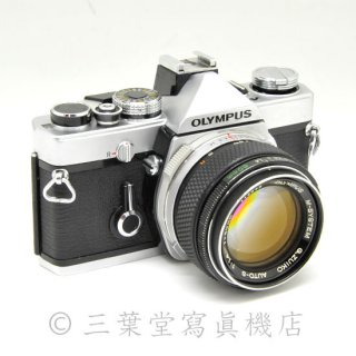 OLYMPUS  M-1 + M-SYSTEM G.Zuiko Auto-S 50mm F1.4