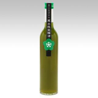 高砂 茶入り梅酒 500ml