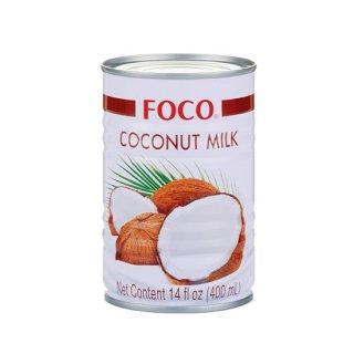 FOCO ココナッツミルク 400ml缶