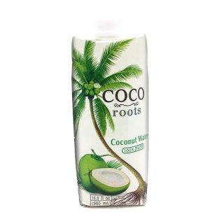 COCO ROOTS ココナッツウォーター 500mlパック ケース販売(12本入)