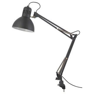 IKEA イケア ワークランプ ダークグレー 80343891 TERTIAL