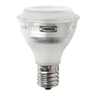 IKEA イケア LED電球 E17 リフレクター R14 400ルーメン 色温度調光 調光対応 z30365833 LEDARE