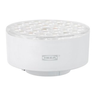 IKEA イケア LED電球 GX53 1000ルーメン 調光対応 色温度調光 ビーム角調整可能 アジャスタブル z20365089 LEDARE