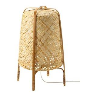 IKEA イケア フロアランプ 竹 n50323757 KNIXHULT