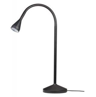 IKEA イケア LEDワークランプ ブラック n10404915 NAVLINGE