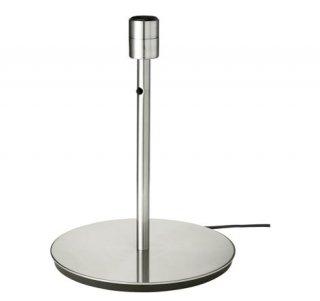 IKEA イケア テーブルランプベース ニッケルメッキ n50405965 SKAFTET