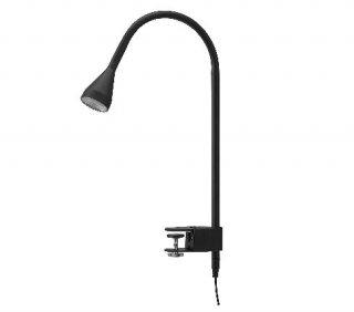 IKEA イケア LEDウォール クリップ式 スポットライト ブラック n50408327 NAVLINGE