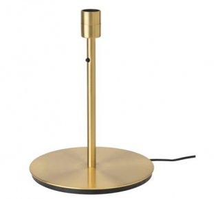 IKEA イケア テーブルランプベース 黄銅色 n80434674 SKAFTET