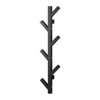 IKEA イケア TJUSIG フック ブラック d20290598