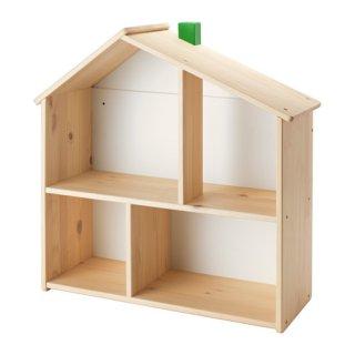 IKEA イケア FLISAT ドールハウス ウォールシェルフ a70296965