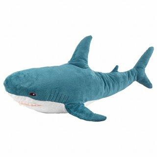 IKEA イケア ソフトトイ ぬいぐるみ シャーク サメ ぬいぐるみ z10373589 BLAHAJ