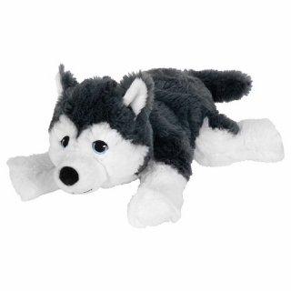 IKEA イケア ソフトトイ ぬいぐるみ イヌ シベリアンハスキー n70414271 LIVLIG