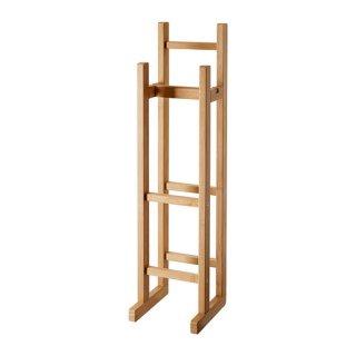 IKEA イケア RAGRUND トイレットペーパースタンド 竹 a10253073