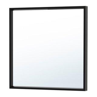IKEA イケア NISSEDALミラー ブラック z50320315