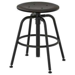 IKEA イケア KULLABERGスツール ブラック z30363650