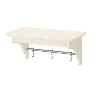 IKEA イケア TORNVIKEN ウォールシェルフ オフホワイト n40402260