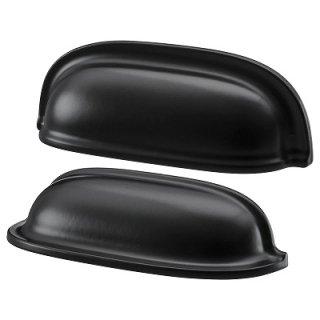 IKEA イケア カップハンドル ブラック n10347524  ENERYDA