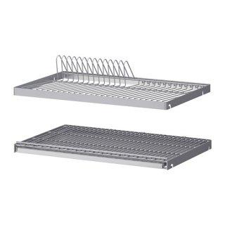 IKEA イケア 水切り ウォールキャビネット用 a30271127 UTRUSTA