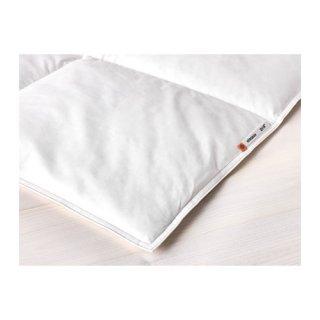 IKEA イケア 掛けふとん 布団 やや厚手 ホワイト ダブル 200x200cm 60271692 HONSBAR