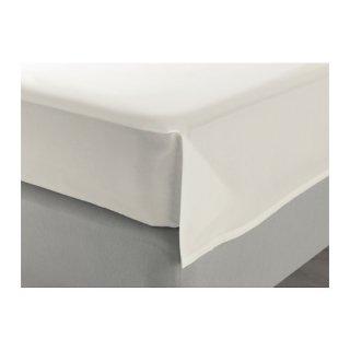IKEA イケア シーツ ホワイト シングル 150x260cm d00314519 SOMNTUTA