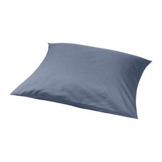 IKEA イケア 枕カバー ブルーグレー SOMNTUTA z40415724