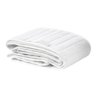 IKEA イケア ベッドバンパー ホワイト LEN z40373045