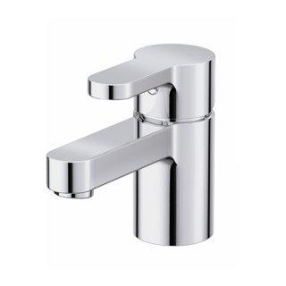 IKEA イケア ENSEN 洗面台用混合栓 ストレーナー付き クロムメッキ d00281383