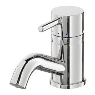 IKEA イケア PILKAN ピルコーン 洗面台用混合栓 ストレーナー付き z00400338