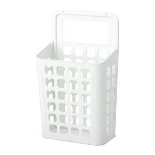 IKEA イケア VARIERA ゴミ箱 10L ホワイト 60182238
