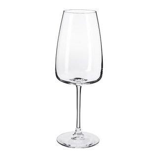 IKEA イケア DYRGRIP 白ワイングラス クリアガラス z60309303