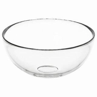 IKEA イケア BLANDA サービングボウル 12cm クリアガラス 60179617
