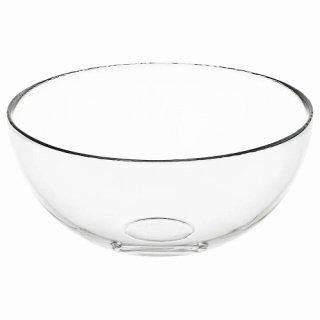 IKEA イケア サービングボウル 20cm クリアガラス 20179624 BLANDA