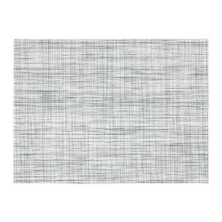 IKEA イケア ランチョンマット ホワイト/ブラック z00398203 SNOBBIG