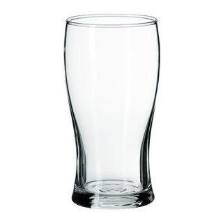 IKEA イケア LODRAT ビールグラス クリアガラス d90242033