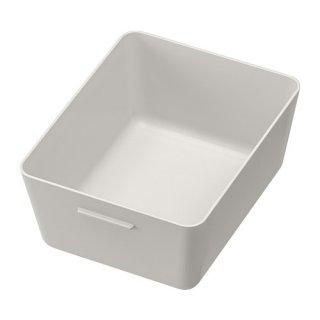 IKEA イケア ボックス グレー n40325422 GRUNDVATTNET