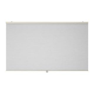 IKEA イケア 断熱ブラインド ホワイト 100x210cm d90376758 HOPPVALS
