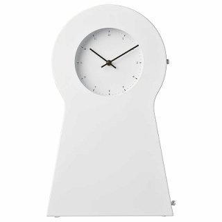 IKEA イケア 時計 ホワイト n60462130 IKEA PS 1995